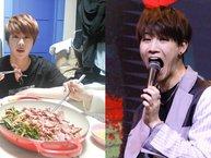 Nhắc đến mukbang, fan Kpop chắc chắn sẽ nhớ ngay đến những thần tượng 'ăn quên ngày tháng' này