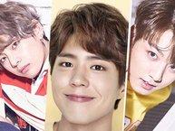 Nếu phải lựa chọn giữa Park Bo Gum và Jungkook, V sẽ quyết định chọn ai?