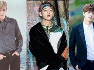 Ngất ngây ngắm những mĩ nam Kpop có vẻ đẹp '2D'