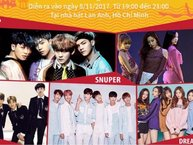 HOT: T-ara, TEEN TOP, Dreamcatcher... sẽ về biểu diễn tại Việt Nam trong một đêm nhạc hoàn toàn MIỄN PHÍ