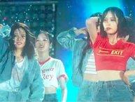 Netizen Hàn Quốc 'rung động' vì màn biểu diễn dưới cơn mưa nặng hạt của Cosmic Girls