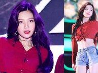 Joy gây chú ý nhờ vẻ đẹp rực rỡ, 'lấn át' cả visual chính của Red Velvet