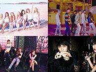 Thưởng thức 17 ca khúc Kpop chắc chắn sẽ khiến bạn mê mẩn quên lối về với tiếng huýt sáo siêu gây nghiện