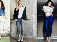 10 nữ sao Hàn hấp dẫn nhất khi mặc quần Jeans