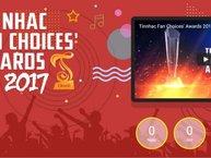 Tinnhac Fan Choices' Awards 2017: Bạn đã vote chưa? Làm sao để được nhận quà đặc biệt?