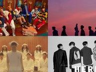 BXH album thế giới của Billboard: BTS độc chiếm ngôi vương, GOT7, Lay (EXO) và NU'EST W nối bước theo sau