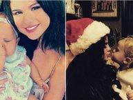 Gracie và Tori - Hai cô em gái bé bỏng, siêu dễ thương của Selena Gomez