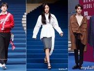 Soi phong cách ăn mặc của các Idol KPOP khi tham dự tuần lễ thời trang Seoul: Xuân Hè 2018
