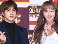 Khoảnh khắc ngọt ngào giữa BTS và idol nữ khiến netizen trầm trồ