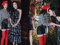 Trớ trêu như Chi Pu: khoe ảnh đọ sắc cùng Tiffany, dân mạng lại chỉ hỏi han tình hình của thành viên SNSD