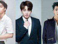 Báo Hàn chọn ra 7 nam idol có cơ đùi sexy nhất