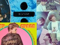Điểm danh 8 album ca nhạc 'đỉnh' nhất trên Spotify năm 2017
