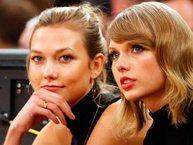 Tình bạn thân thiết của Taylor Swift và Karlie Kloss đang rạn nứt?