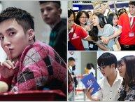 Không kém fan cuồng T-ara: Sky bật khóc khi tận mắt nhìn thấy Sơn Tùng