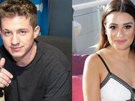 Sau bao lần lẩn tránh, Charlie Puth giờ mới thừa nhận chuyện hẹn hò với Lea Michele là có thật