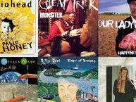 Top 20 bìa album xấu tệ hại nhất thập niên 90
