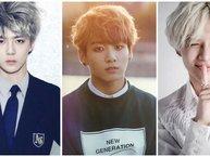 Điểm danh những Idol nam mang tiếng em út nhưng chẳng khác gì 'lão đại' trong nhóm