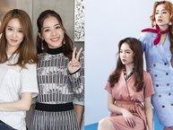 Đừng đùa, Chi Pu chính là sao Việt có mối quan hệ rộng rãi nhất với các mỹ nhân xứ Hàn