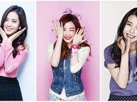 10 'nữ thần nụ cười' vạn người mê của Kpop