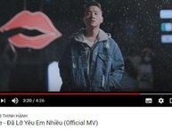 Bị 'đổ vấy' nghi án đạo nhạc, MV trở lại của Justatee vẫn cán mốc triệu view và leo thẳng lên top 5 trending YouTube