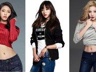 Đặt lên bàn cân những nữ idol sở hữu thân hình sexy nhất KPOP: 'Kẻ tám lạng, người nửa cân'