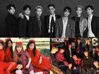 Cực đáng yêu với cách mà Super Junior ủng hộ đàn em Red Velvet và SEVENTEEN