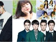 Daesang Song Of The Year năm 2017 hứa hẹn sẽ có sự cạnh tranh khốc liệt