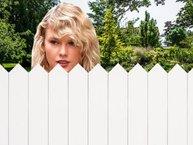 Học Tổng thống Trump, Taylor Swift xây tường cao hơn 2 mét chống cánh săn ảnh