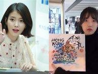 Bạn có biết rằng mỗi lần đi nước ngoài thì IU đều gom bánh kẹo về cho fan?