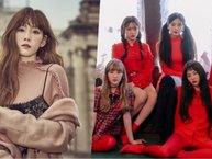 """Taeyeon (SNSD) nhận xét gì về ca khúc """"Peek-A-Boo"""" và """"Red Flavor"""" của Red Velvet?"""