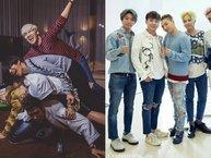 Những khoảnh khắc chứng minh mối quan hệ của 5 thành viên Big Bang giống hệt như anh em ruột trong một gia đình