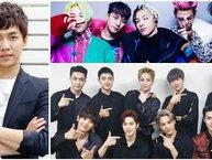 Đây là 6 người nổi tiếng có nhiều năm lọt vào Top 10 quyền lực nhất Hàn Quốc do Forbes đánh giá