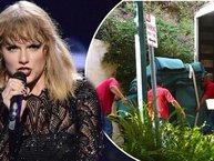 Taylor Swift âm thầm vận chuyển 'báu vật' vào biệt thự 560 tỷ VNĐ ở Beverly Hills