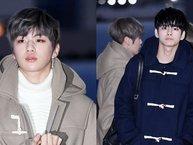 HOT: Wanna One xuất hiện lộng lẫy tại sân bay Hàn Quốc, xuất phát đến Việt Nam tham dự MAMA 2017