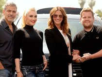 James Corden tung hứng với Gwen Stefani trong Carpool Karaoke