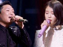 Sự kết hợp đáng yêu của Psy và IU trong Fantasic Duo 2