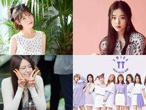 TWICE, Sulli, IU và Seolhyun (AOA) lọt top 10 người nổi tiếng được tìm kiếm nhiều nhất trong nửa đầu năm 2017