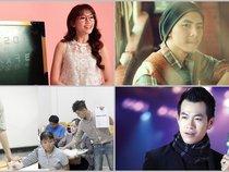 """Muốn học ngoại ngữ, fan Việt có thể tìm đến 4 """"người thầy ngôi sao"""" đa tài này"""