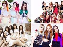 Các Idol bao nhiêu tuổi khi nhóm nhạc của họ debut? (Phần 1: Girlgroup)