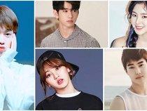 Những 'ông bố, bà mẹ' đình đám trong nhóm nhạc Hàn