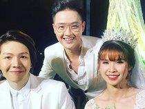Dàn sao Việt nô nức đến chúc mừng tiệc cưới hot nhất năm của Khởi My - Kelvin Khánh