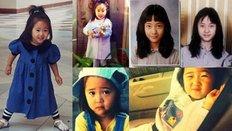 Nhìn hình thơ ấu, đoán tên sao Hàn