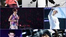 Nhận mặt sao Hàn qua trang phục biểu diễn!