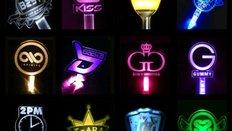 Bạn có tự tin mình có thể nhìn lightstick đặt tên các nhóm nhạc Kpop?
