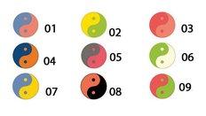 Vòng tròn âm dương tiết lộ điều gì về tính cách của bạn
