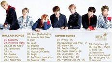 Bài hát nào của BTS nói lên tính cách con người bạn?