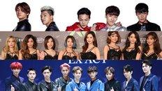 Bạn biết được bao nhiêu bài hát làm nên tên tuổi của các nhóm nhạc Kpop?