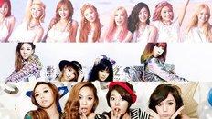 Nhận diện nhanh đúng-sai với tên các MV girlgroup Kpop thế hệ 2 ?