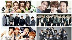 Nhìn ảnh bạn có biết được album đầu tay của các nhóm nhạc Kpop?