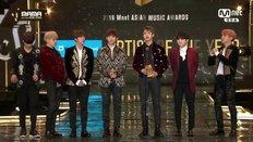 Bạn có biết về giải thưởng mà các nhóm nhạc Kpop đạt được?